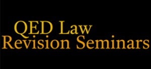 QED Law Revision Seminars 2020